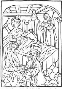 Syphilis Medieval